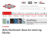 News : article de Libération sur la scène start-up au Brésil (citantGeekinha)