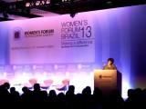 Troisième édition du Women's forum Brésil à SãoPaulo